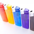 Plastic lighters — Stock Photo #42193157
