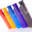 Plastic lighters — Stock Photo #42193669