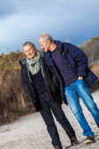 Mature senior couple — Stock Photo
