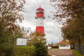 Leuchtturm, ostsee — Stockfoto