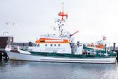 机舱巡洋舰 — 图库照片