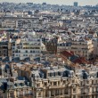 View over the rooftops of Paris — Stock Photo #47009139