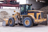 Front end loader — Stock Photo
