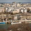 View over the rooftops of Paris — Stock Photo #47011759