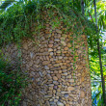 Ornate column — Stock Photo #48675035