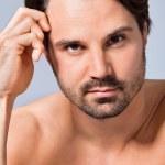 Sexy bearded man — Stock Photo #48675081