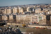 Rooftops of Paris — Foto Stock