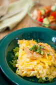 Macaroni cheese — Stock Photo