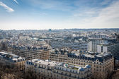 Rooftops of Paris — Stockfoto