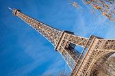 De toren van Eiffel in Parijs — Stockfoto