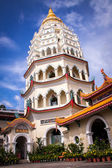 Asian temple — Stock Photo