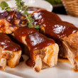 Delicious grilled pork ribs — Stock Photo #49586029