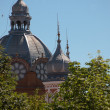 Rooftop from romanian synagogue — Stockfoto