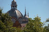 Rooftop from romanian synagogue — Foto de Stock