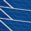 Photovoltaic panels — Stock Photo #41231021