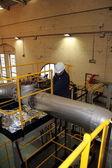 Ingegnere di vapore — Foto Stock