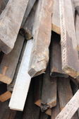 Old timber — Stock Photo