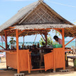 Stock Photo: Beachbar Thailand