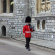 Queens guard — Stock Photo