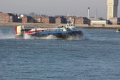 Isle of Wight Hovercraft — Stock Photo