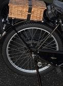 古いバイクを詳細します。 — ストック写真