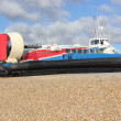 Passenger Hovercraft — Stock Photo