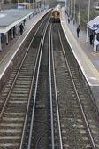 鉄道駅 — ストック写真