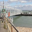 Hayling island ferry - Stock Photo