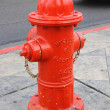 Fire hydrant — Stock Photo #23834607