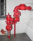 Fire hydrant — Stock Photo