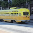 The trams of San Francisco — Foto Stock