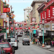 San Francisco's Chinatown, march 2013 — Stock Photo