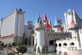 Las Vegas strip — 图库照片