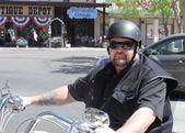 ハーレー ダビッドソン バイク — ストック写真