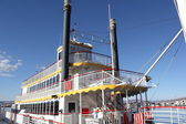 Lake Mead marina — Stock Photo