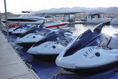 Lake Mead marina — Stock Photo