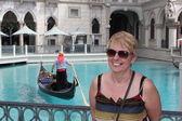 Las Vegas hotels, The Venetian — Stok fotoğraf