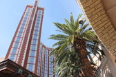 O hotel ilha do tesouro, las vegas — Foto Stock