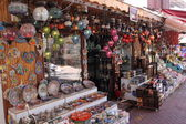 Turkish glass lights — Stock Photo