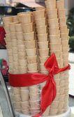 Ice cream cones — Stock Photo