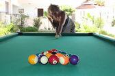 Snooker — Stock Photo