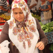 Stock Photo: Turkish market