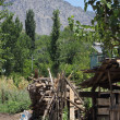 Turkish village near fethiye, 2013 — Stockfoto