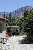 Turkish village near fethiye, 2013 — Stock Photo