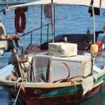 Fishing boats at Fethiye — Stock Photo
