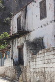 Gamla bostäder — Stockfoto