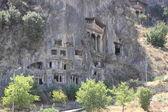 Tombs of Fethiye — Stok fotoğraf