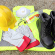 Personal protection equipment — Stock Photo