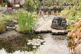 An english garden — Стоковое фото