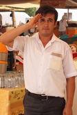 A turkish man — Stock Photo